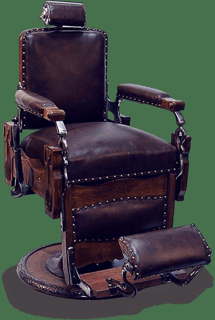Fotel barberski