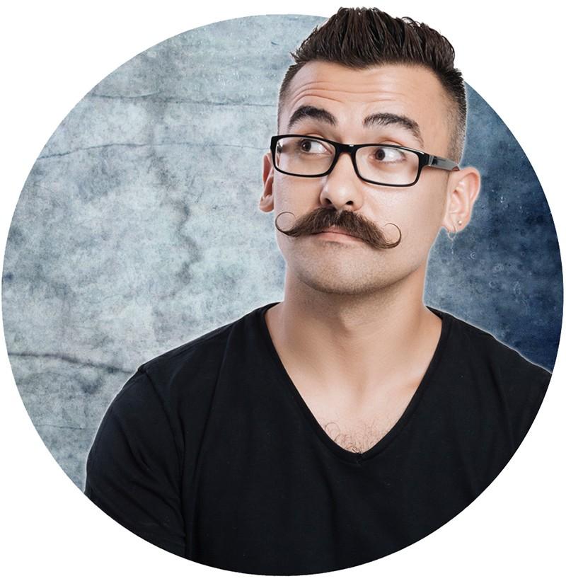 Movember w Lublinie 2018 wąsy dla zdrowia - zdrowie jest męskie Barbershop the Razor's Edge