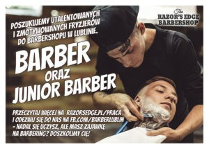 praca dla fryzjera Lublin