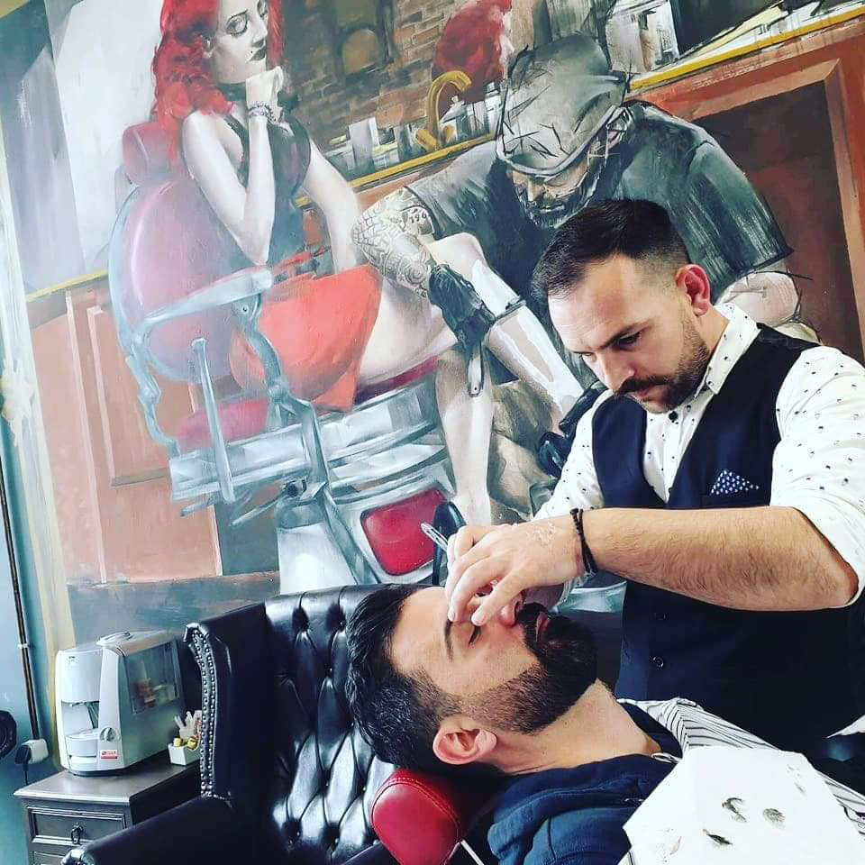 Barberskie inspiracje