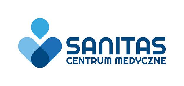 centrum medyczne sanitas logo nowe